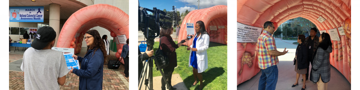 Colorectal Cancer Education Center For Health Equity Ucla
